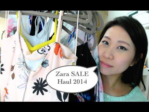 Zara SALE haul 2014