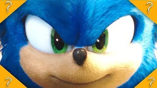 SONIC TRAILER looks MUCH BETTER