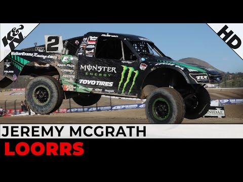 Interview with Jeremy McGrath of Stronghold Motorsports