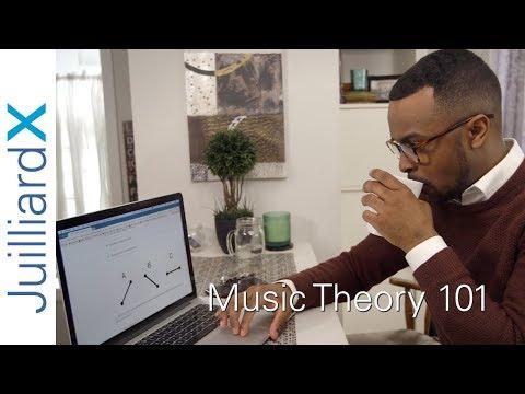 Music Theory 101 | JuilliardX Online Music Courses