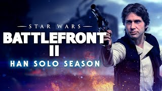 Star Wars Battlefront 2: The Han Solo Season | Trailer Music