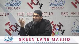 Maintaining a Healthy Lifestyle in Islam - Alyas Karmani