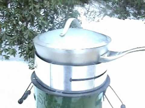 Stovetec Rocket Stove Review