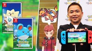 POST GAME, LET'S GO JOHTO GAMES & MORE! - Mr. Masuda's BIG Pokémon Let's Go Interview