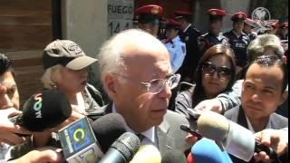 José Narro Robles visita la casa de