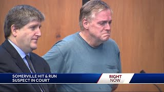 Driver accused in fatal hit-and-run appears in court