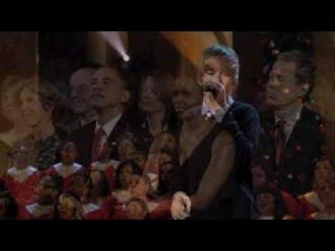 Justin Bieber singing for President Obama