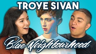 Download Lagu Teens React to Troye Sivan (Blue Neighbourhood Trilogy) Gratis STAFABAND
