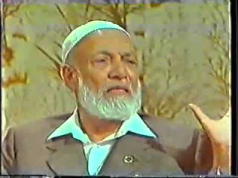 Interview - Sheikh Ahmed Deedat On Pakistan Television
