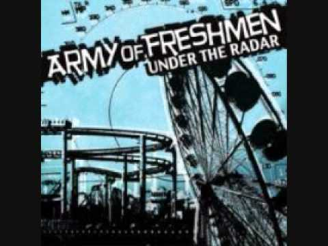Army Of Freshmen - Wrinkle In Time