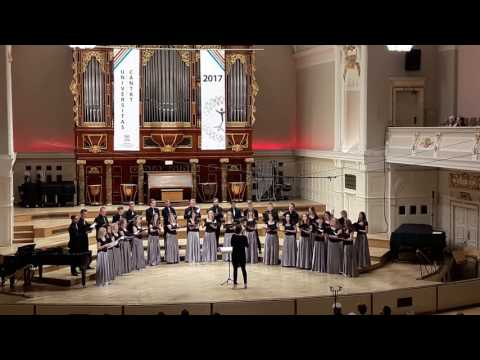 Chór Akademicki UAM - AMU Choir - Say Something (A Great Big World)