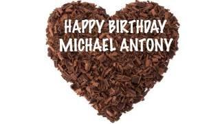 Michael Antony   Chocolate - Happy Birthday