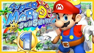 SUPER MARIO SUNSHINE # 01 ☀️ Urlaub auf Isla Delfino! [HD60] Let's Play Super Mario Sunshine