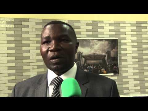 Le gouverneur du Nord-Kivu, Julien Paluku, reçu par Le chef de la MONUSCO, Maman S. Sidikou
