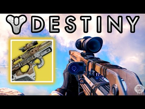 Destiny: Exotic Scout Rifle