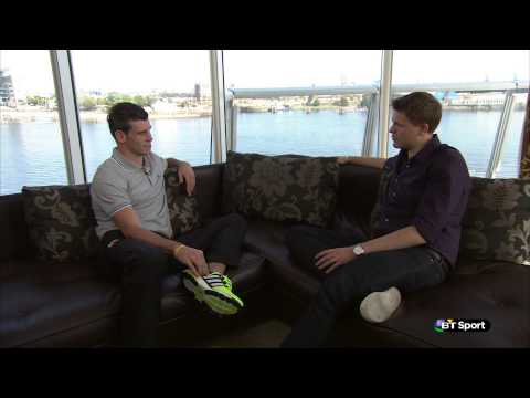 Gareth Bale Speaks To Jake Humphrey About His World Record Move To Real Madrid