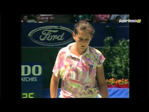Monica Seles vs Steffi Graf 1993 AO Final HD 1080i