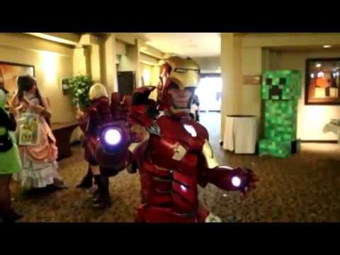 Best Cosplay Ever? - YouTube