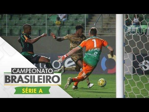 Melhores momentos – Gols de América-MG 2×2 Sport – Campeonato Brasileiro (26/11/2016)