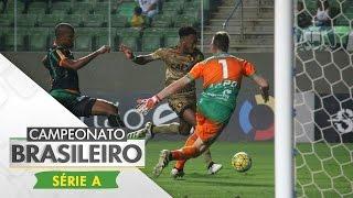 Melhores momentos - Gols de América-MG 2x2 Sport - Campeonato Brasileiro (26/11/2016)