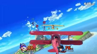 SMBX City - Tournoi Super Smash Bros. Ultimate pour le fun - Quart de finale 1 (1/4)