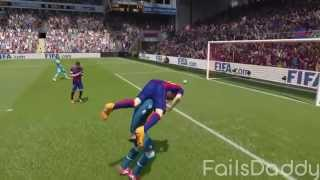 FIFA 15  EPIC FAILS ! EPISODE 6
