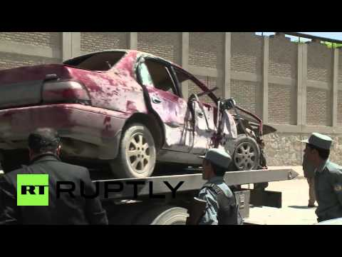 Afghanistan: Three killed in Taliban suicide attack against EUPOL convoy
