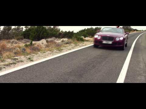 2013 Bentley Continental GT Speed Convertible, промо-видео