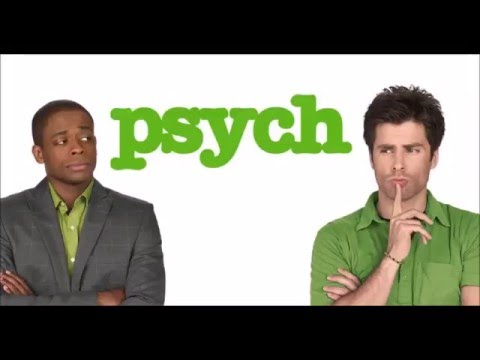 Psych Theme (Full Song)
