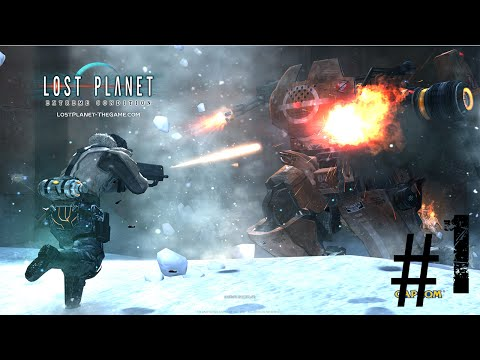 Lost Planet - Extreme Condition - By Takedown_BR