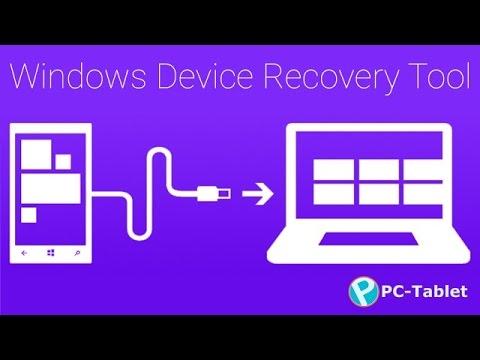 INSTALAÇÃO DE SOFTWARE (ROM) EM WINDOWS PHONE( LUMIA. LG. HTC) WINDOWS  PHONE RECOVERY  TOOL