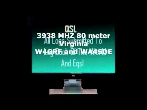3938 MHZ 80 Meters Amateur Radio Hate Speech