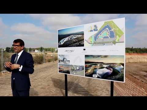 Cómo será el centro comercial Open Sky de Torrejón de Ardoz