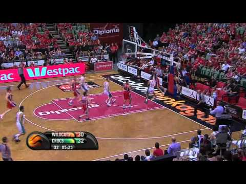 NBL 2011/12 Top 10 Defensive Plays