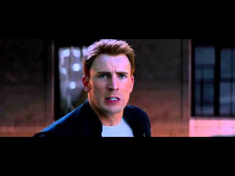 Captain America The Winter Soldier Clip - In Pursuit - OFFICIAL...