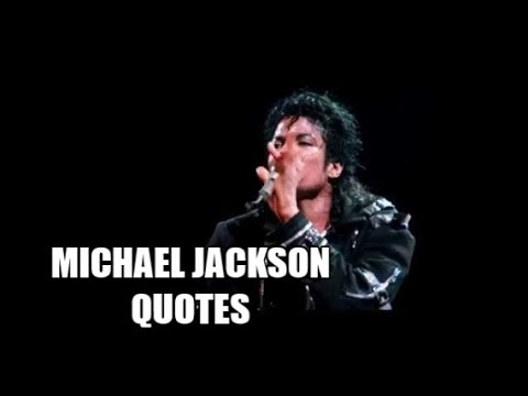 Michael Jackson Quotes English