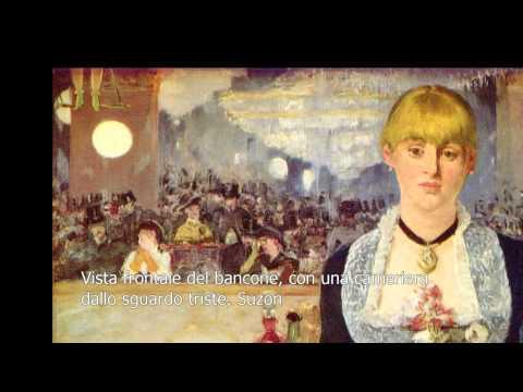 Il bar delle Folies-Bergère - Édouard Manet