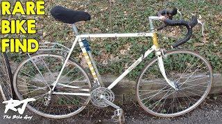 Craigslist Bike Find - 1973 Raleigh RRA (Raleigh Record Ace)