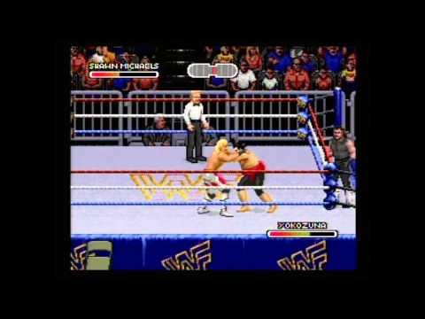 WWF Royal Rumble (SNES) James & Mike Mondays
