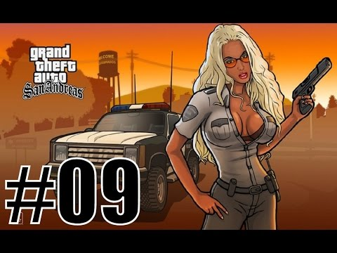 Let's Play Grand Theft Auto: San Andreas #09 - Post-Turkey R