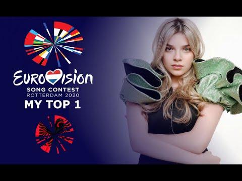 Eurovision 2020 : My TOP 1 Song (So Far)(01.01.2020)