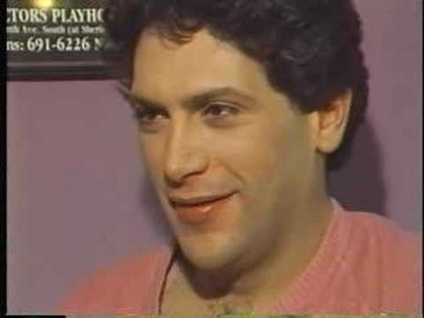 Harvey Fierstein 1983: Torch Song, Letterman & La Cage Video