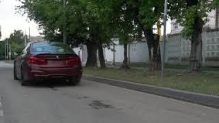 Тюнинг выхлопной системы BMW M5 F90