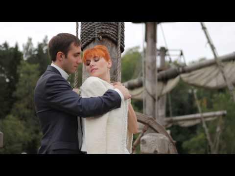 Свадьба Татьяны и Дмитрия от агентства Привилегия