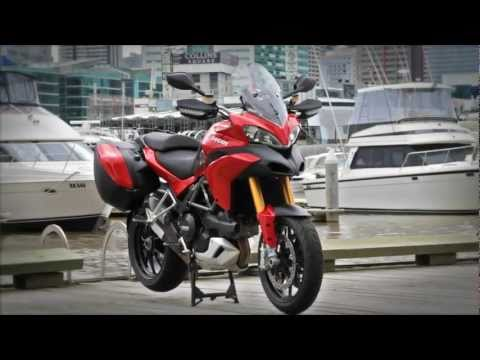 Ducati Multistrada 1200 S Review