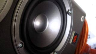"Short bass test ""JBL e20 + FLI 12"""