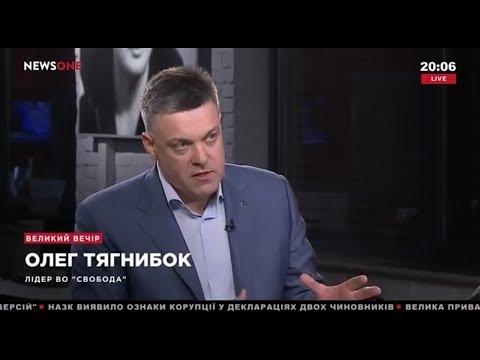 """Чи будуть миротворці на Донбасі та що приховують """"мінські угоди"""". Коментарі Олега Тягнибока"""