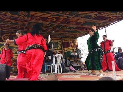 الرقص الشعبي المغربي الخطير _ وهيا ناري ها فلوسي فين مشاو thumbnail