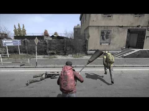 Taking Out The Trash. [DayZ Standalone]