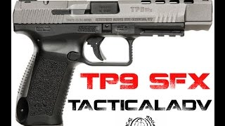 Canik TP9SFX, Unboxing and Overview